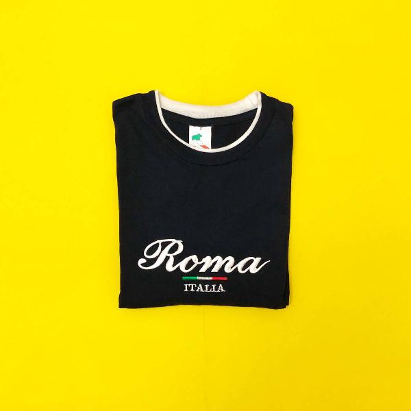 Camiseta vintage roma