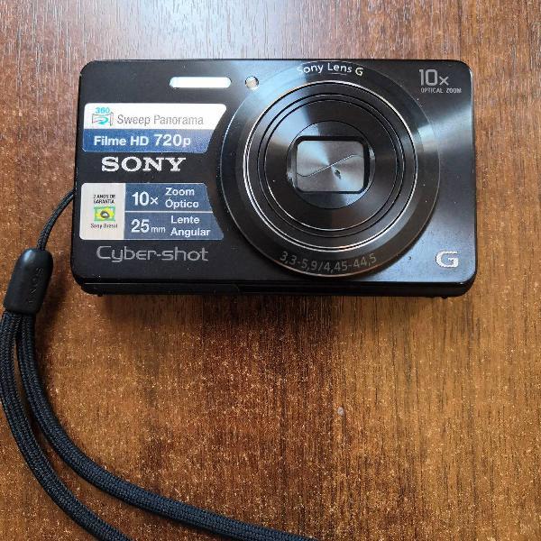 Câmera digital sony cyber shot