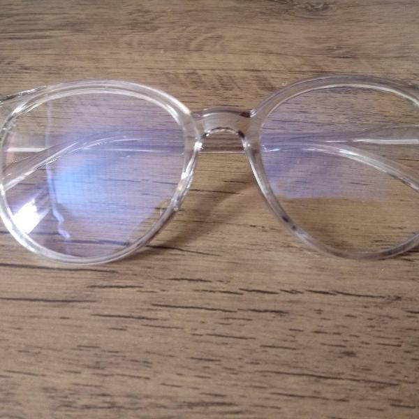Culos feminino armação grau óculos vintage transparente