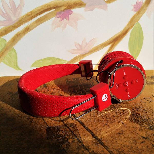 Headfones bluetooth com mp3 sem fio