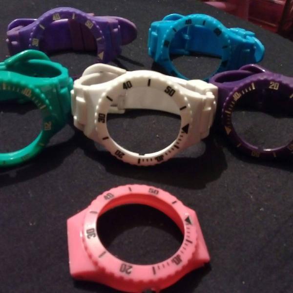 Kit de pulseiras do relógio champion watch original