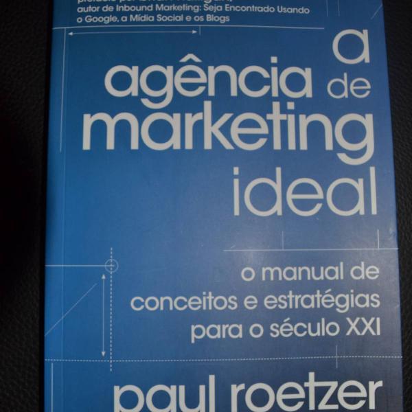 Livro a agência de marketing ideal - o manual de conceitos