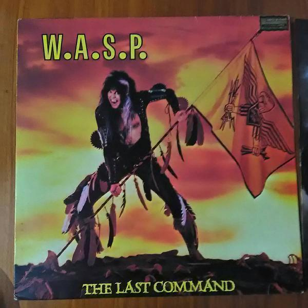 Lp wasp - the last command