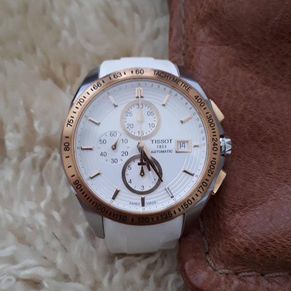 Relógio automático feminino tissot