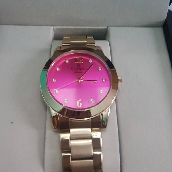 Relógio champion novinho