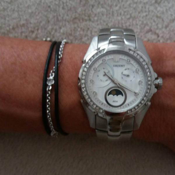 Relógio chic