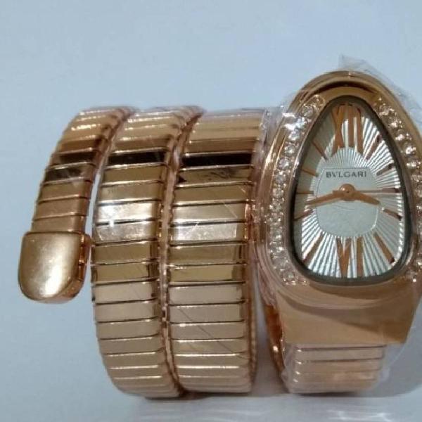 Relógio de pulso bvlgari rose