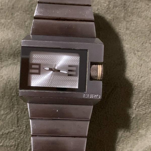 Relógio euro vintage