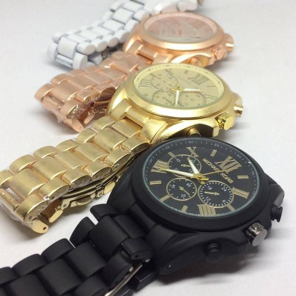 Relógio feminino estilo