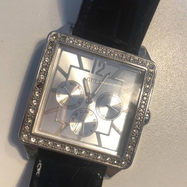 Relógio guess original troca pulseira