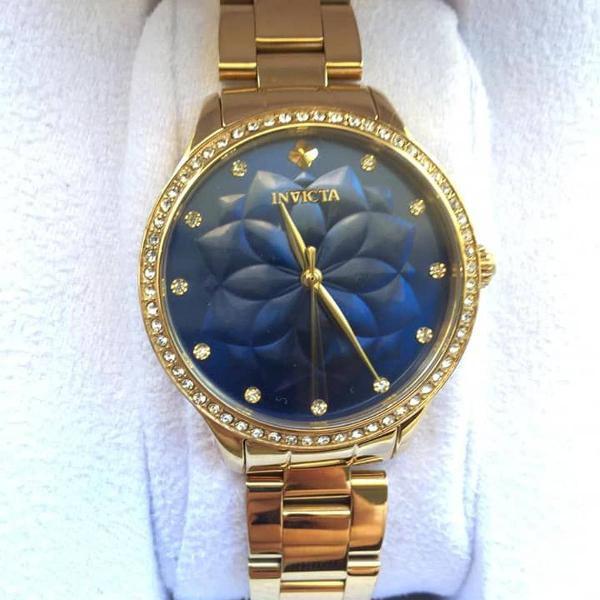 Relógio invicta lindo