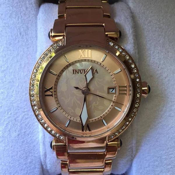 Relógio invicta perfeito