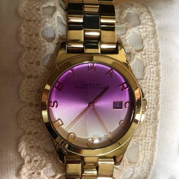 Relógio marc jacobs novo