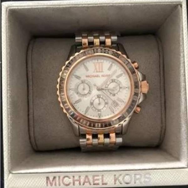 Relógio michael kors feminino original, comprado nos eua