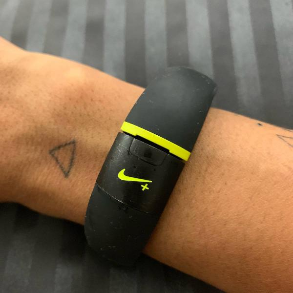 Relógio nike+ fuelband