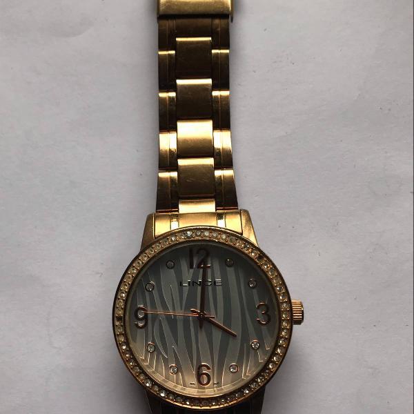 Relógio original lince