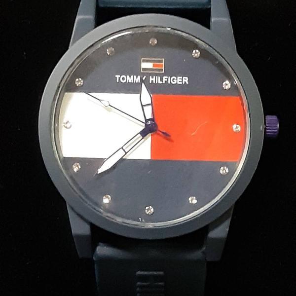 Relógio tommy hilfiger unisex