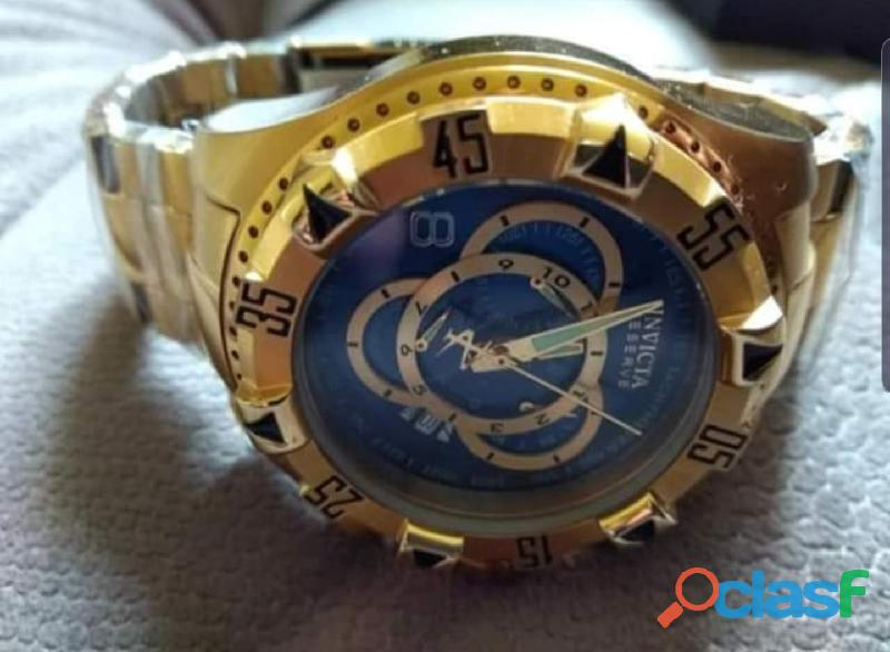 Relógio invicta reserve 2