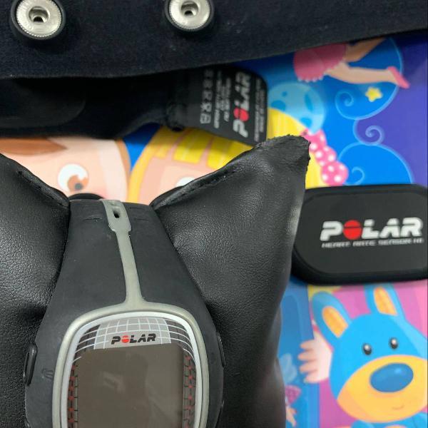 Relogio monitor cardiaco - polar