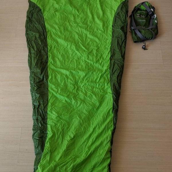 Saco de dormir quechua 15s ultralight
