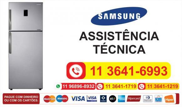 Assistência técnica para refrigerador samsung