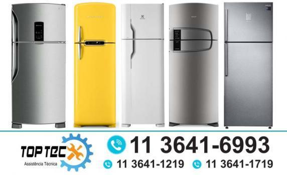 Assistência técnica para refrigerador em sp