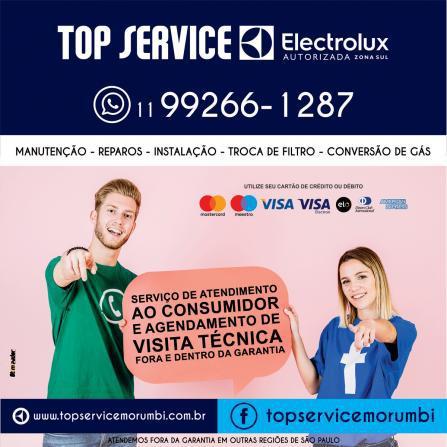 Autorizada electrolux lavadoras de roupas