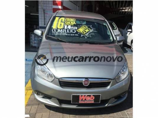 Fiat grand siena attrac. 1.4 evo f.flex 8v 2015/2016