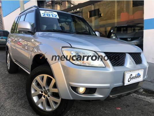 Mitsubishi pajero tr4 2.0/2.0 flex 16v 4x4 mec. 2011/2012