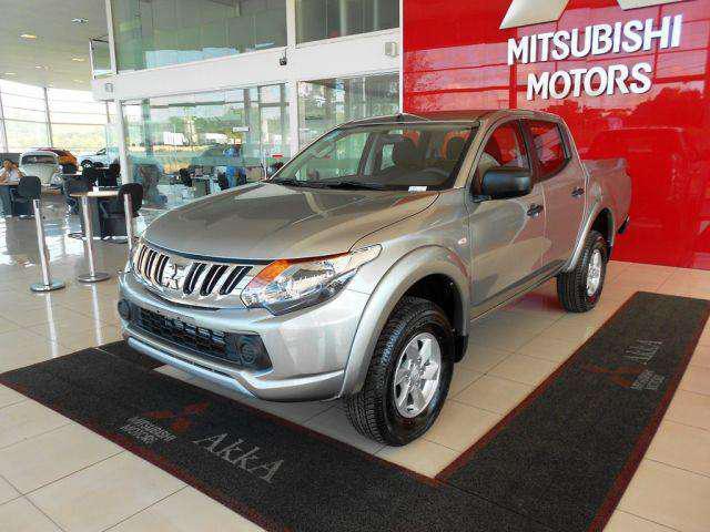 Mitsubishi l200 triton sport gls 2.4 cd diesel mec.