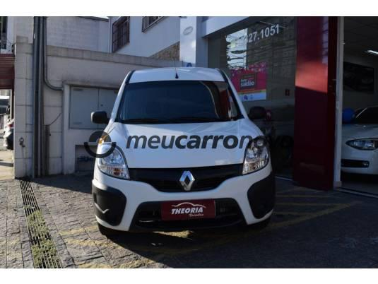 Renault kangoo express hi-flex 1.6 16v 2016/2017
