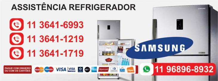 Serviços assistência técnica refrigerador side by side