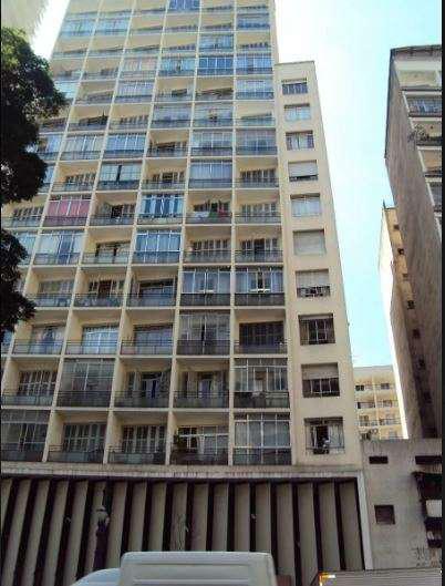 Apartamento com 1 quarto para alugar, 48 m² por r$