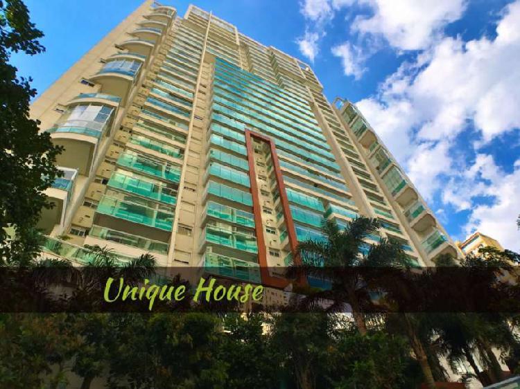 Apartamento com 1 quarto para alugar, 49 m² por r$