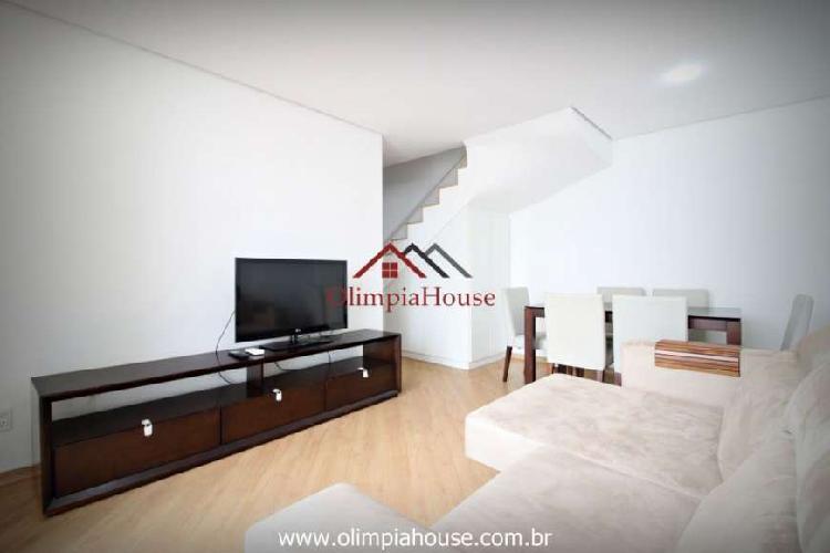 Apartamento com 2 quartos à venda, 78 m² por r$ 1.100.000