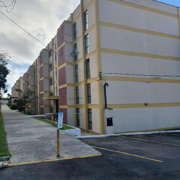 Apartamento com 2 quartos para alugar, 41 m² por r$