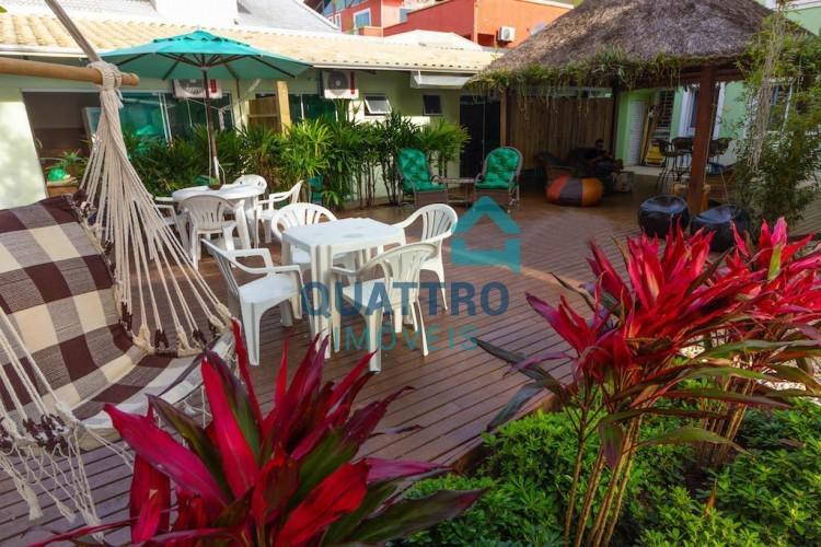 Apartamento com 2 quartos para alugar, 70 m² por r$ 470/dia