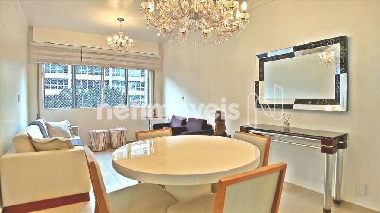 Apartamento com 3 quartos para alugar, 114 m² por r$