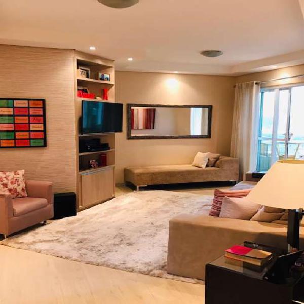 Apartamento com 3 quartos para alugar, 89 m² por r$