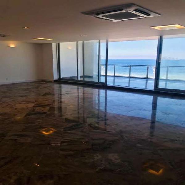 Apartamento com 4 quartos para alugar, 371 m² por r$