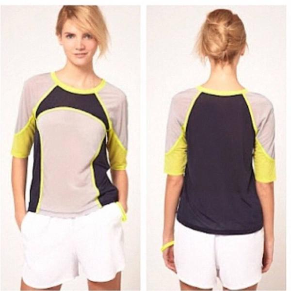 Blusa esportiva dry fit deusa