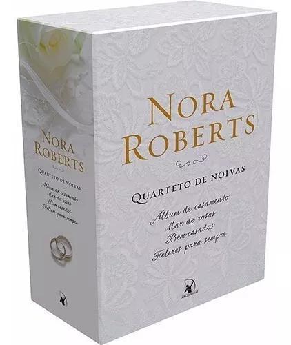 Box quarteto de noivas (4 livros) #