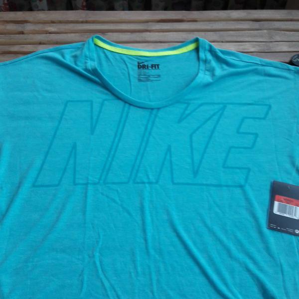 Camiseta dry fit nike original nova tam gg