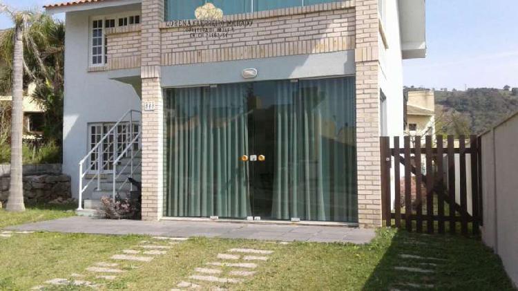 Casa com 3 quartos para alugar, 456 m² por r$ 550/dia cod.