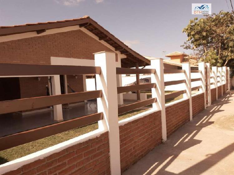 Casa com 3 quartos para alugar, 600 m² por r$ 600/dia cod.