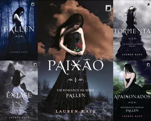 Coleção fallen 5 livros
