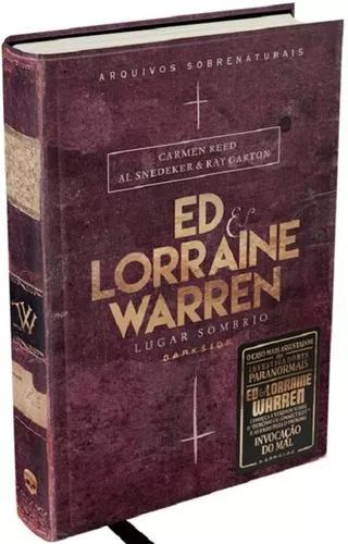 Ed e lorraine warren - lugar sombrio - arquivos sobrenaturai