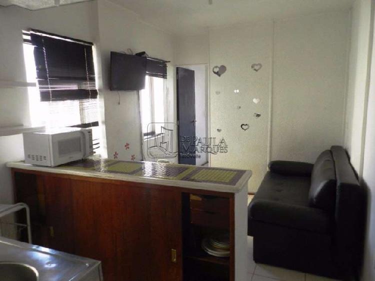 Flat com 1 quarto à venda, 35 m² por r$ 250.000 cod. dp248