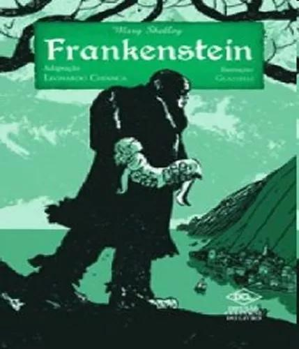 Frankenstein livro de mary shelley - dcl