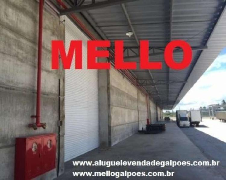 Galpão/Depósito/Armazém à Venda, 16000 m² por R$